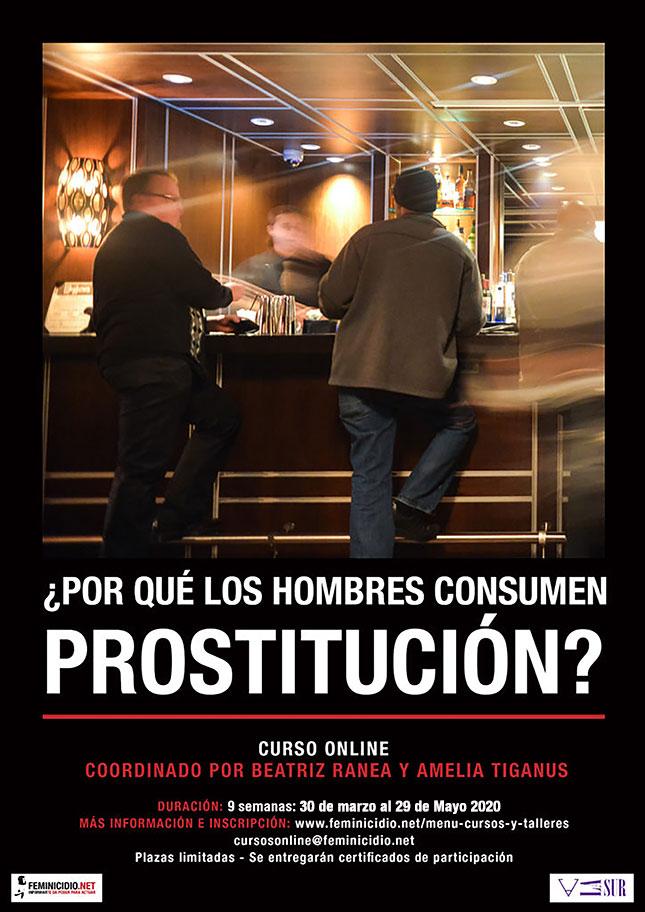 Curso Online: ¿Por Qué Los Hombres Consumen Prostitución?