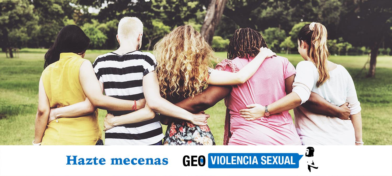 Qué Proyecto Financias: Geoviolenciasexual, Documentación De La Violencia Sexual