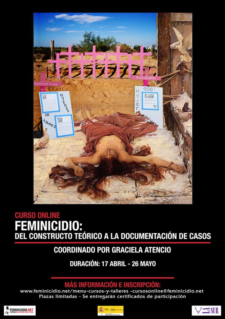 Curso Online: Feminicidio, Evolución Del Concepto: Del Constructo Teórico A La Documentación De Casos