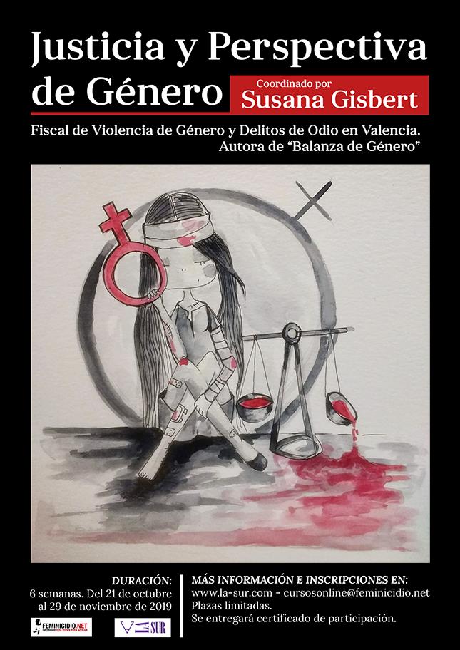 Curso online: Justicia y Perspectiva de Género