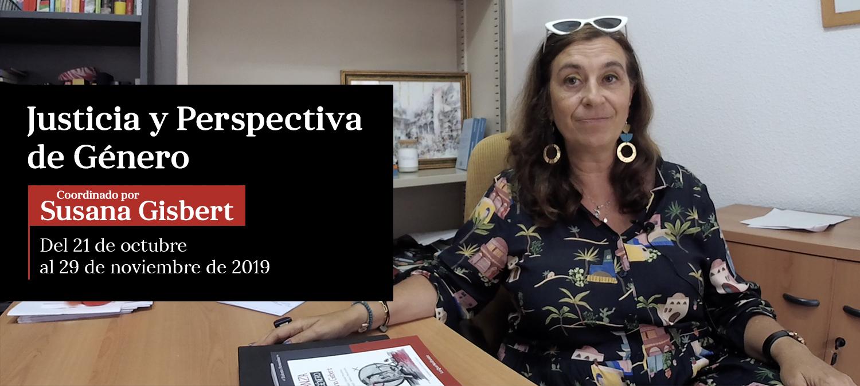 Curso Online Justicia Y Violencia De Género Impartido Por La Fiscal Susana Gisbert.