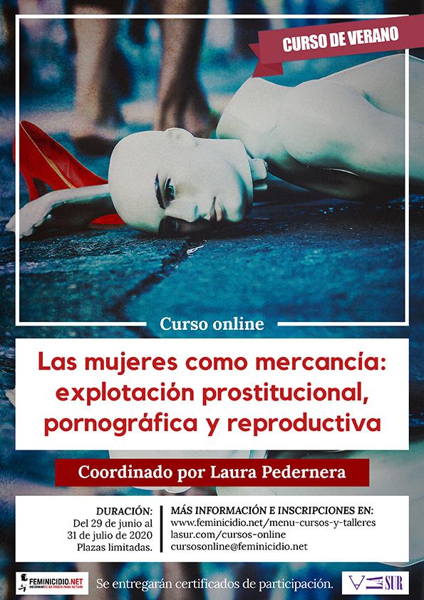Curso Online Las Mujeres Como Mercancía: Explotación Prostitucional, Pornográfica Y Reproductiva