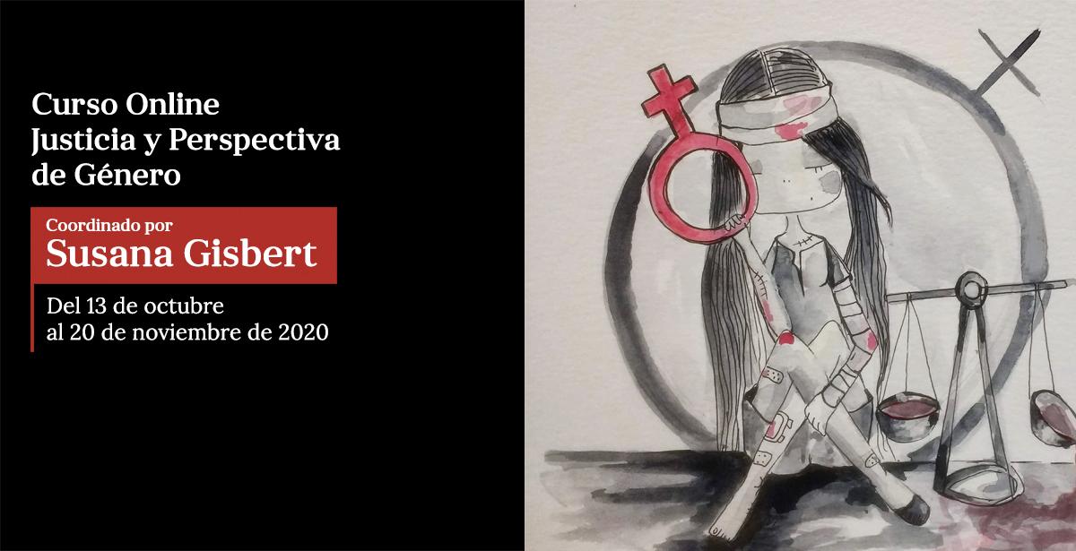 Curso Online Justicia Y Pespectiva De Género
